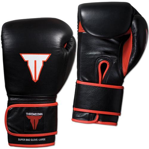 Throwdown 12 Oz. Elite Bag Gloves